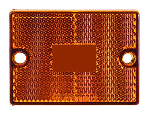 Optronics A36ABP MC36 Series Amber Replacement Lens