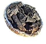 COAL SILVER - Long Burning Barbeque/Angeethi Charcoal with No Smoke (100% Natural and Eco Friendly) - 15 Kgs