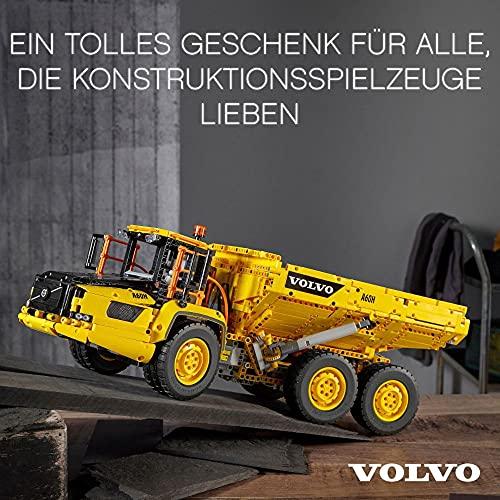 LEGO 42114 Technic Knickgelenkter Volvo-Dumper (6×6), Modellbauset - 2