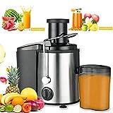 mewmewcat Licuadoras para Verduras y Frutas, 800 W Extractor de...
