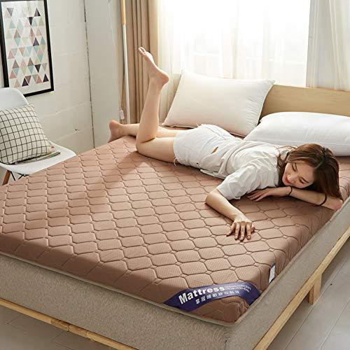 Tensism ColchóN, Colchoneta Japonesa para Dormir, CojíN Acolchado De 6 Cm, ColchóN Tatami, ColchóN, Relleno, para Dormir, Viajar, Acampar