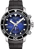 TISSOT Orologio Cronografo Quarzo Uomo con Cinturino in Gomma T1204171704100