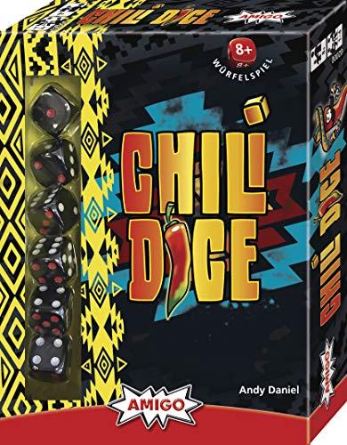 AMIGO Spiel + Freizeit 02000 Chili Dice Würfelspiel