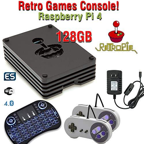 Raspberry Pi Based Retropie System Retro Games Console
