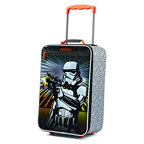 American Tourister Kids Softside Upright Luggage, Star Wars/Storm Trooper, Carry-On 18-Inch