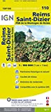 Top100110 Reims/St-Dizier 1/100.000