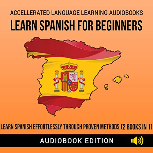Couverture de Learn Spanish for Beginners