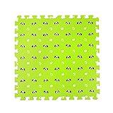 Fancy Citrouille 9pcs Mignon Chiens Imprimé imbriqués Tapis de Sol Puzzle Tapis de Jeu pour bébé Chambre d'enfant, 06
