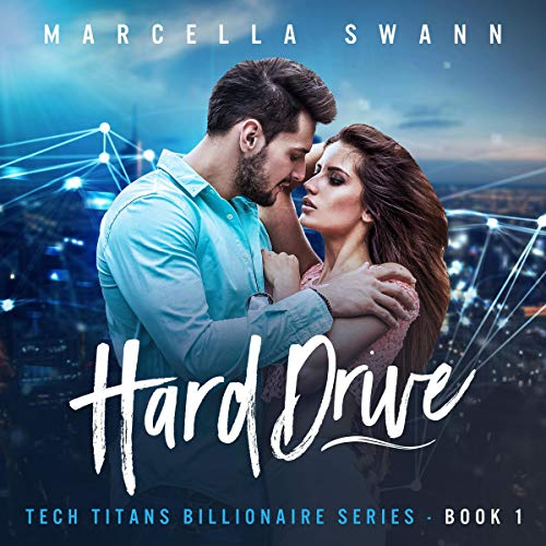 Hard Drive audiobook cover art