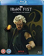 marvels iron fist blu ray