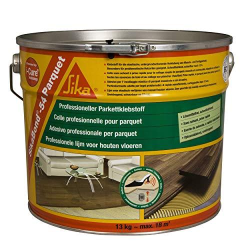 Sika 421469sikabond-54spatulable Kleber Polyurethan für Parkett 13kg