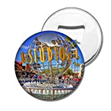 hollywood bottle opener - Weekino Refrigerator Magnets USA America Universal Studios Hollywood Los Angeles Bottle Opener Beer Magnet Travel Souvenir Collection Gift