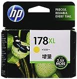 ヒューレット・パッカード インクジェットカートリッジ HP178XL イエロー(増量)