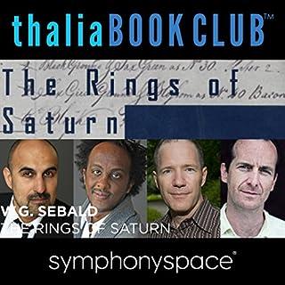 Thalia Book Club: W. G. Sebald's Rings of Saturn cover art