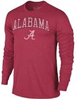 Elite Fan Shop NCAA Men's Long Sleeve T Shirt Team Color Victory