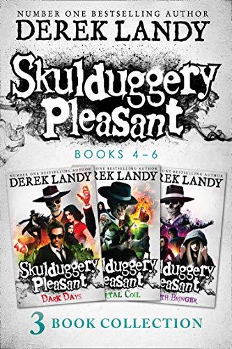 Skulduggery Pleasant: Books 4 – 6 The Death Bringer Trilogy: Dark Days, Mortal Coil, Death Bringer (English Edition)