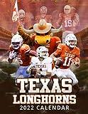Texas Longhorns 2022 Calendar: Sport Calendar -12 Months 2022 Calendar