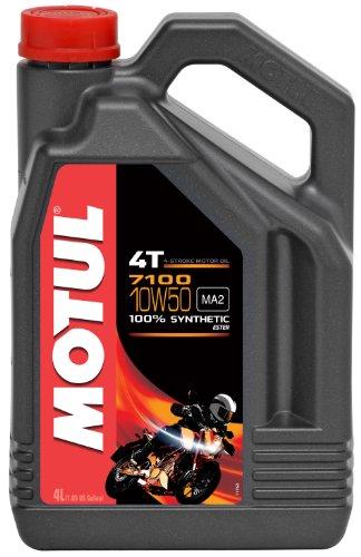 Motul 104098 7100 4T, 10 W-50, 4 L