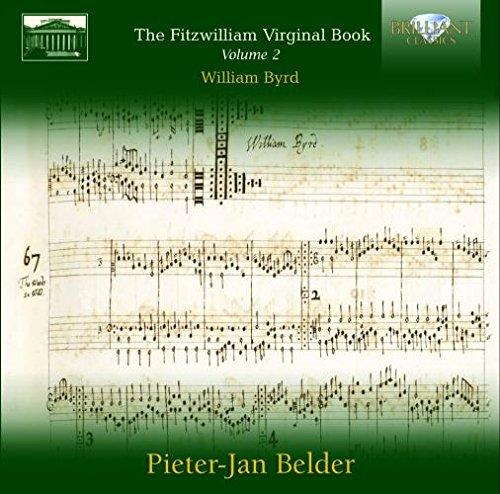 The Fitzwilliam Virginal Book-Vol.2