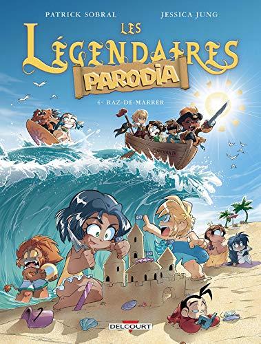 Les Légendaires - Parodia T04