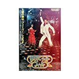 Filmposter Saturday Night Fever, klassisches