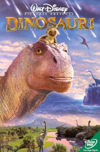 Walt Disney - Dinosauri [IT Import]