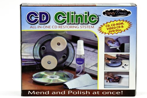 CD Clinic All-In-One CD Restoring System - 1 ea