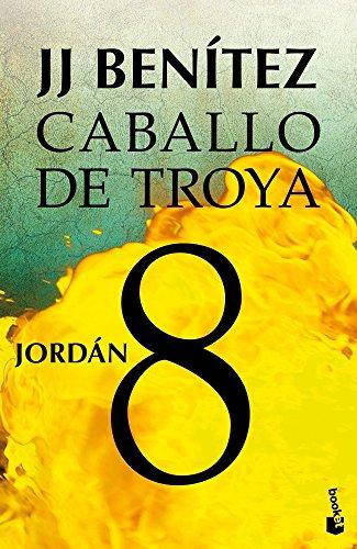 Jordán. Caballo de Troya 8 (Gran Formato)