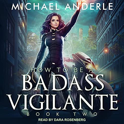 How to Be a Badass Vigilante II cover art