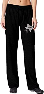 PPUttDJddGH-P Home Roots State Texas Womens Sports Sweatpant