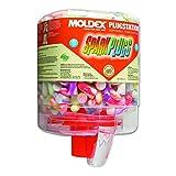 Moldex PlugStation SparkPlugs Curved Shape Foam Dispenser with Earplugs