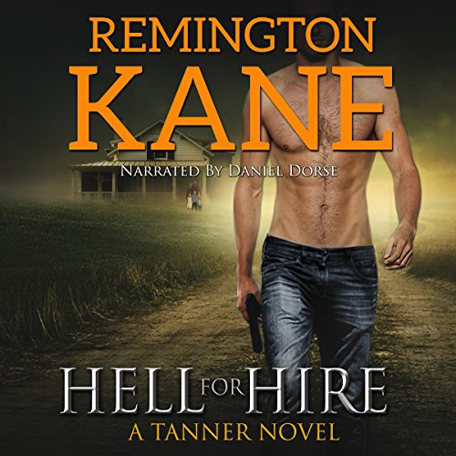Hell for Hire audiobook cover art