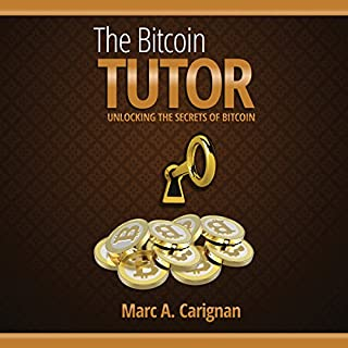 The Bitcoin Tutor audiobook cover art