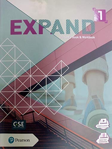 Expand 1 Students Book & Workbook
