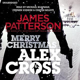 Merry Christmas, Alex Cross cover art