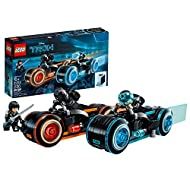 LEGO Ideas TRON: Legacy 21314 Construction Toy inspired by Disney's TRON: Legacy movie (230 Pieces)