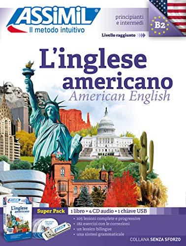 L'inglese americano. Con 4 CD-Audio. Con USB Flash Drive