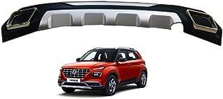 Hi Art Custom Fit Car Rear Bumper Diffuser Compatible with Hyundai Venue