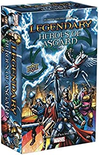 Legendary: Marvel: Heroes of Asgard