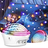 Star Night Light Projector with Timer,Baby Sky LED Star Light Lamp Timer