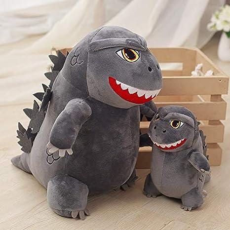 Ty Puppies Stuffed Animals, Amazon Com Godzilla Plush Super Cute Plush Dinosaur Dragon Monster Plush Toys Stuffed Animal Birthday Xmas Kid Gift Medium Toys Games