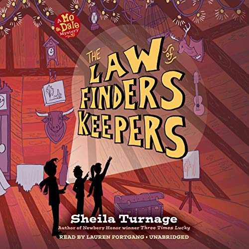 The Law of Finders Keepers: Mo & Dale Mysteries