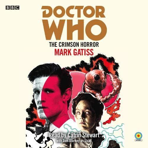 Doctor Who: The Crimson Horror cover art