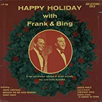 Happy Holiday With Frank & Bing - Sealed