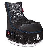 GAMEWAREZ Playstation Bean Bag: X-Ray Gaming Sitzsack, Maße: 900(H) x 650(B) x 950(L) mm