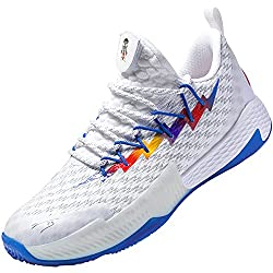 top rated PEAK Men's Basketball Shoes Breathable Lou Williams Lightning Professional Anti-Slip… 2021