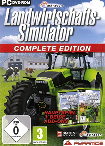 Landwirtschafts Simulator - Complete Edition [Software Pyramide]