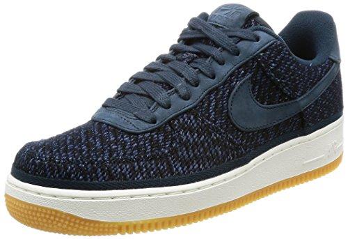 Nike Mens Air Force 1 Indigo Shoes