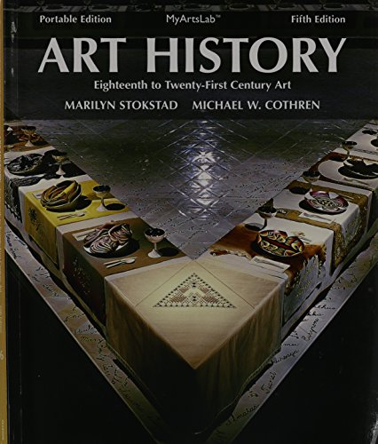Art History Portables Book 4 & Art History Portables Book 6 Package (5th Edition)