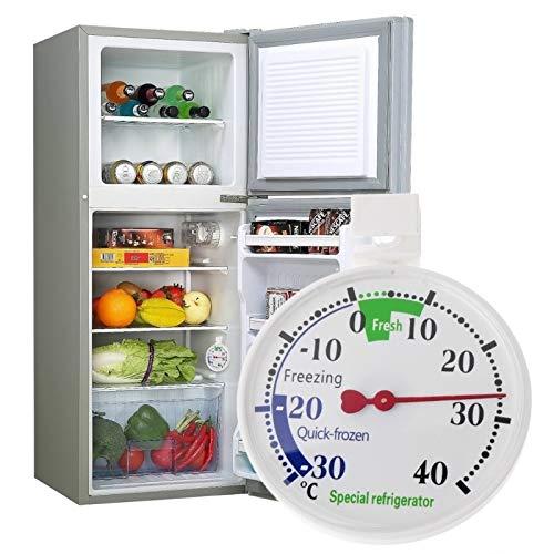 Indoor digitale thermometer ZXIANGK huishouden Opknoping Koelkast Diepvries Thermometer